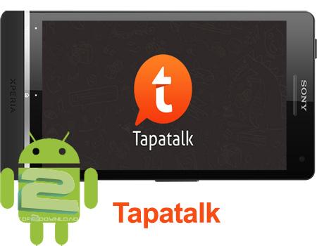 Tapatalk Pro   تاپ 2 دانلود