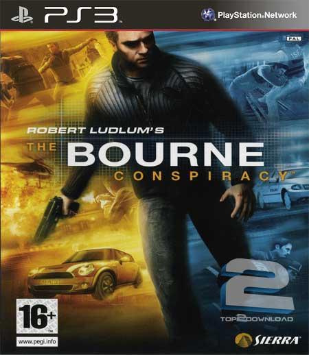 The Bourne Conspiracy | تاپ 2 دانلود