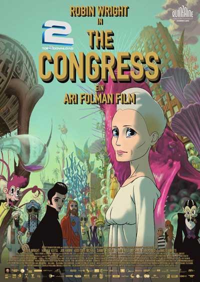دانلود انیمیشن The Congress 2013   تاپ 2 دانلود