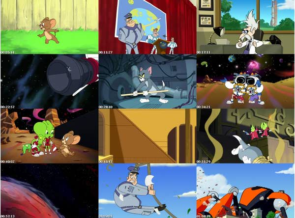Tom and Jerry Blast Off to Mars Part 8 (page 4) - Pics ...