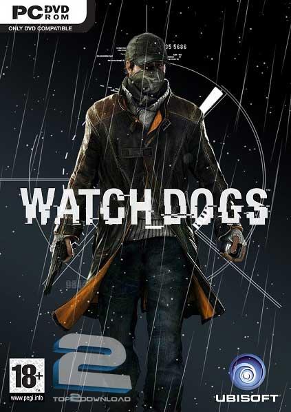 Watch Dogs   تاپ 2 دانلود