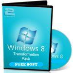 دانلود نرم افزار تغییر ظاهر ویندوز Windows 8 Transformation Pack 8.1