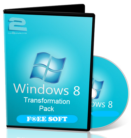 Windows 8 Transformation Pack | تاپ 2 دانلود
