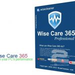 دانلود نرم افزار بهینه ساز سیستم Wise Care 365 Pro 2.98 Build 243
