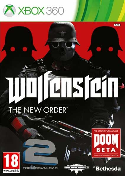 Wolfenstein The New Order | تاپ 2 دانلود