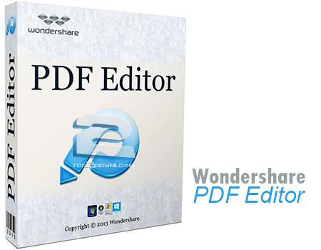 Wondershare PDF Editor | تاپ 2 دانلود