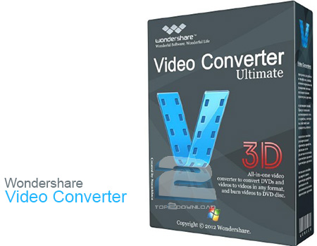 Wondershare Video Converter Ultimate | تاپ 2 دانلود
