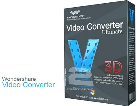 Wondershare Video Converter Ultimate | تاپ 2 دانلود