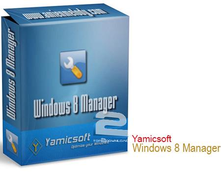 Yamicsoft Windows 8 Manager | تاپ 2 دانلود