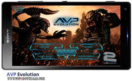 AVP: Evolution | تاپ2دانلود