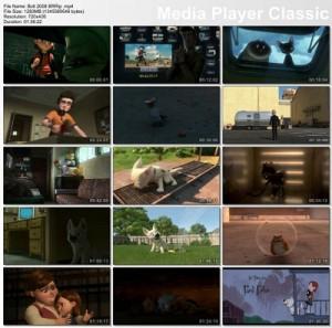 دانلود دوبله فارسی انیمیشن تیزپا Bolt | تاپ 2 دانلود