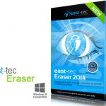 دانلود نرم افزار محافظت از حریم شخصی east-tec Eraser 2014 11.1.0.100