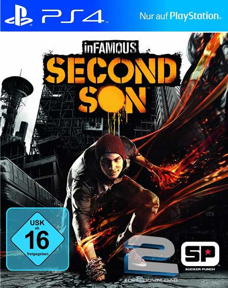 inFamous Second Son | تاپ 2 دانلود