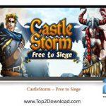 دانلود بازی CastleStorm – Free to Siege 1.44 برای اندروید