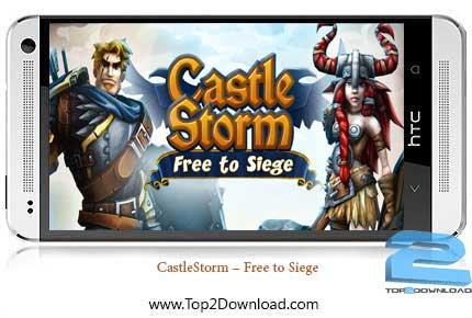 CastleStorm – Free to Siege | تاپ2دانلود