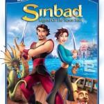 دانلود دوبله فارسی انیمیشن سندباد Sinbad Legend of the Seven Seas