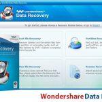 دانلود نرم افزار بازیابی اطلاعات Wondershare Data Recovery 4.5.0.16