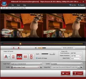 4Videosoft 3D Converter | تاپ 2 دانلود