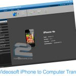 دانلود نرم افزار 4Videosoft iPhone to Computer Transfer 7.0.10