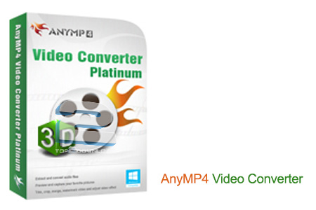 AnyMP4 Video Converter Platinum | تاپ 2 دانلود