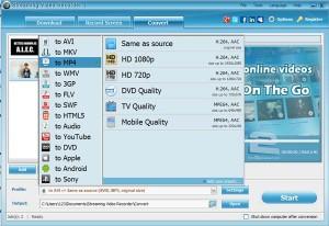 Apowersoft Streaming Video Recorder | تاپ 2 دانلود