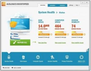 Auslogics BoostSpeed Premium | تاپ 2 دانلود