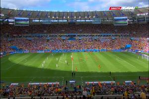 Belgium vs. Russia World Cup 2014 | تاپ2دانلود