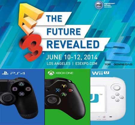 E3 2014 | تاپ 2 دانلود