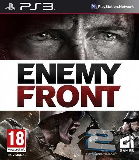 Enemy Front | تاپ 2 دانلود
