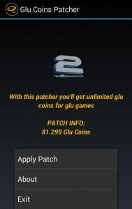 GLU COINS PATCHER اندروید | تاپ2دانلود