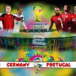 دانلود بازی آلمان و پرتغال Germany vs Portugal World Cup 2014