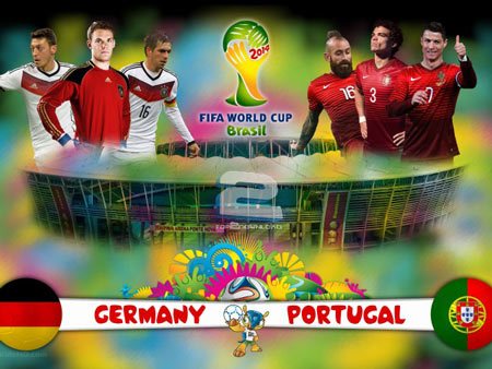 Germany vs Portugal World Cup 2014 | تاپ 2 دانلود
