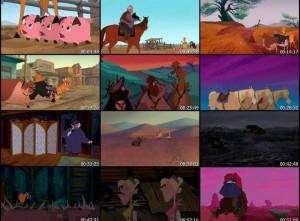 دانلود دوبله فارسی انیمیشن خانه ای در مزرعه Home on the Range | تاپ 2 دانلود