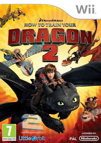 How to Train Your Dragon 2   تاپ 2 دانلود