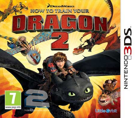 How to Train Your Dragon 2 | تاپ 2 دانلود