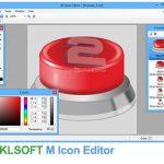 دانلود نرم افزار ویرایش و ساخت آیکون MIKLSOFT M Icon Editor 1.10
