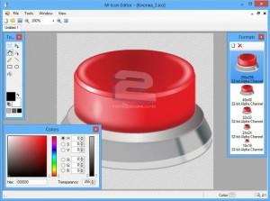 MIKLSOFT M Icon Editor | تاپ 2 دانلود