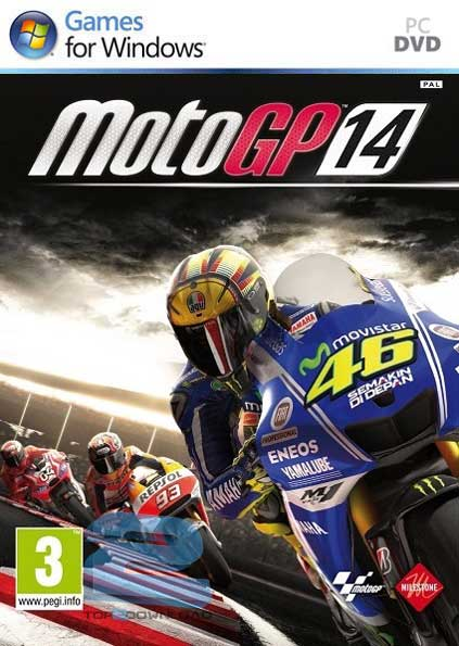 MotoGP 14   تاپ 2 دانلود