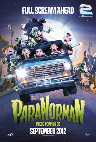 دانلود دوبله فارسی انیمیشن پارانورمن ParaNorman 2012 | تاپ 2 دانلود