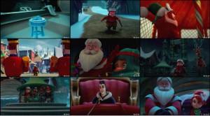دانلود دوبله فارسی انیمیشن نجات بابابرفی Saving Santa | تاپ 2 دانلود