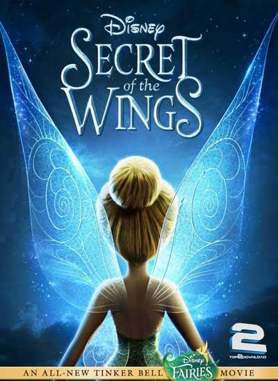 دانلود دوبله فارسی انیمیشن راز بال ها Secret of the Wings 2012 | تاپ 2 دانلود