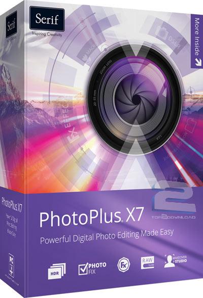 Serif PhotoPlus X7 | تاپ 2 دانلود
