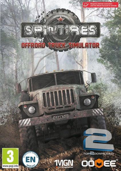 Spintires 2014 | تاپ 2 دانلود