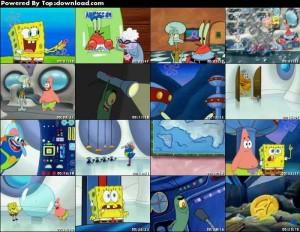 دانلود انیمیشن سریالی باب اسفنجی SpongeBob SquarePants | تاپ 2 دانلود
