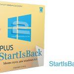 دانلود نرم افزار برگرداندن منوی استارت StartIsBack Plus 1.6.2