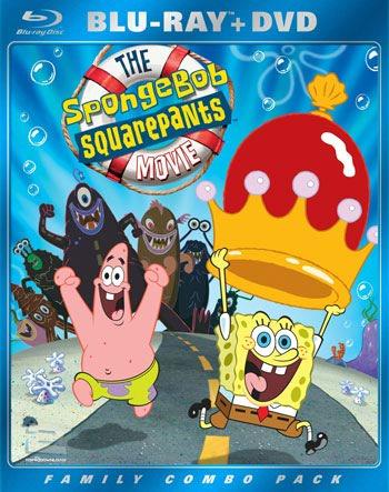 دانلود دوبله فارسی انیمیشن باب اسفنجی The SpongeBob SquarePants Movie   تاپ 2 دانلود