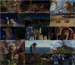 دانلود دوبله فارسی انیمیشن دنیای وحش The Wild | تاپ 2 دانلود