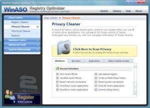 WinASO Registry Optimizer   تاپ 2 دانلود