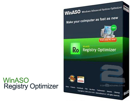 WinASO Registry Optimizer | تاپ 2 دانلود