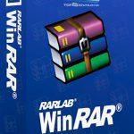 دانلود نرم افزار فشرده سازی فایل ها WinRAR 5.20 Final